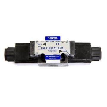 DSG 03 Np Series Yuken Type Solenoid Directional Valves with Manual Override